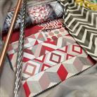 Купить шторы в современном стиле недорого в компании «3+3» в СПб